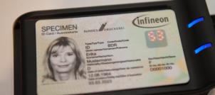 IFX BDR Display Card