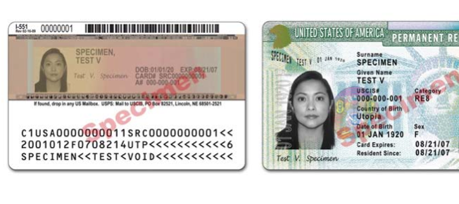 Here To Stay U S Green Card Pioneers Secure Egovernment